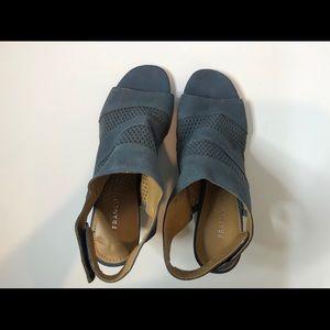 NWOT (no box) never worn Franco Sarto sandals